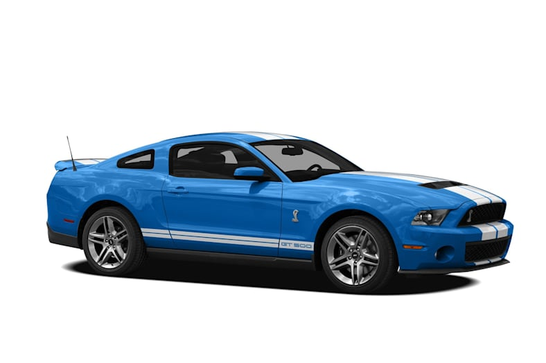 2011 Ford Shelby GT500 Exterior Photo