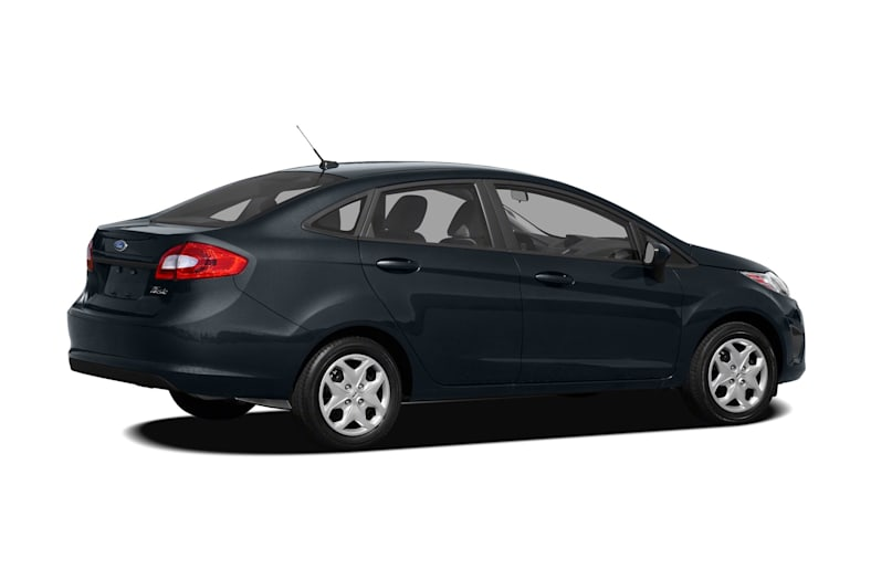 2011 Ford Fiesta Exterior Photo