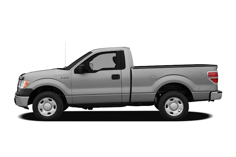 2011 Ford F-150 Information