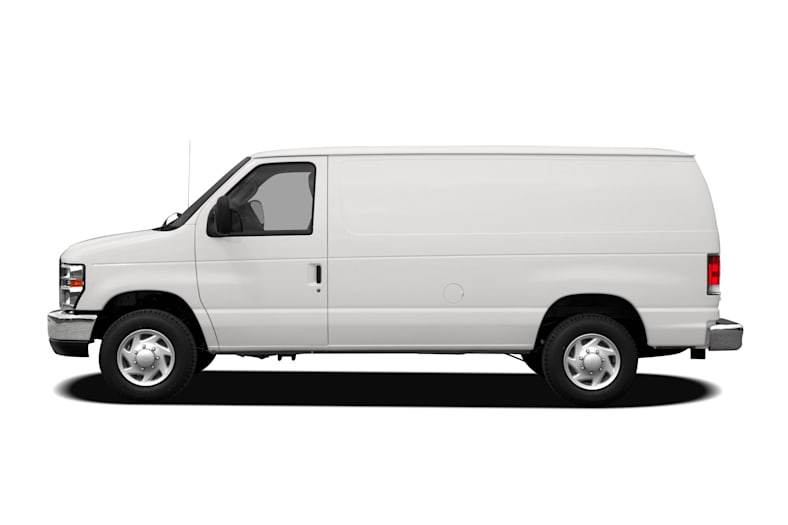 CAC10FOV171A0112 - 2011 Ford E 250 Van Commercial