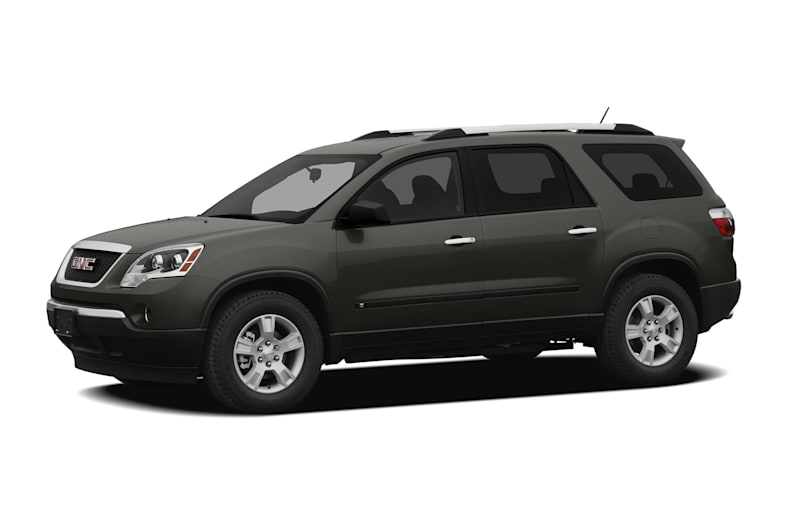 2011 gmc acadia pictures. Black Bedroom Furniture Sets. Home Design Ideas