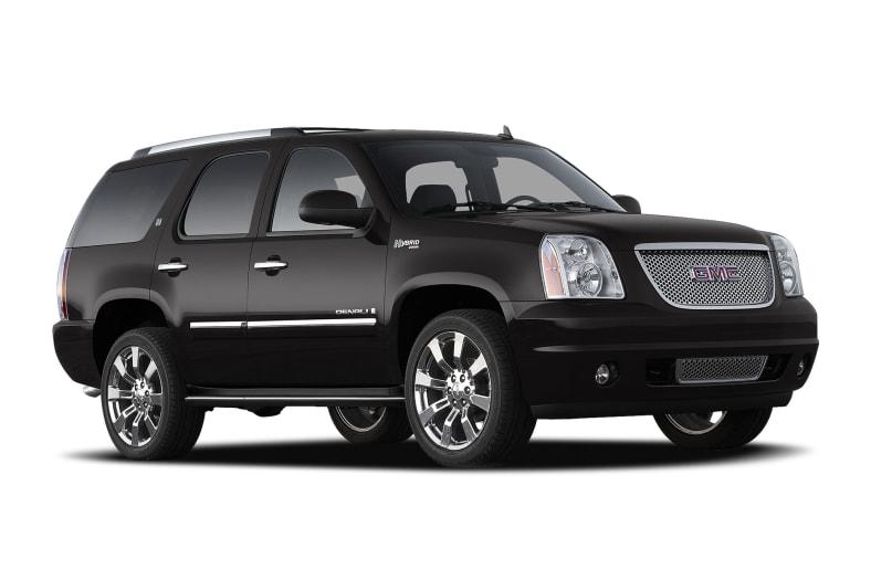 2011 Yukon Hybrid
