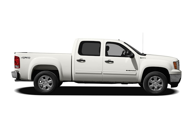 2011 GMC Sierra 1500 Hybrid Exterior Photo
