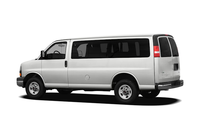 2011 GMC Savana 2500 Exterior Photo