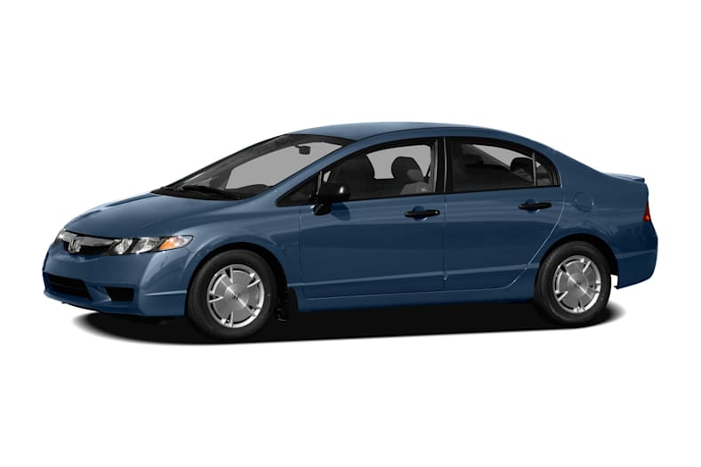 2011 Honda Civic Safety Features