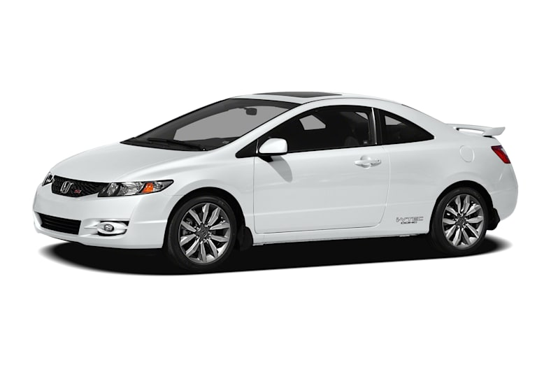2011 Honda Civic Si 2dr Coupe Information