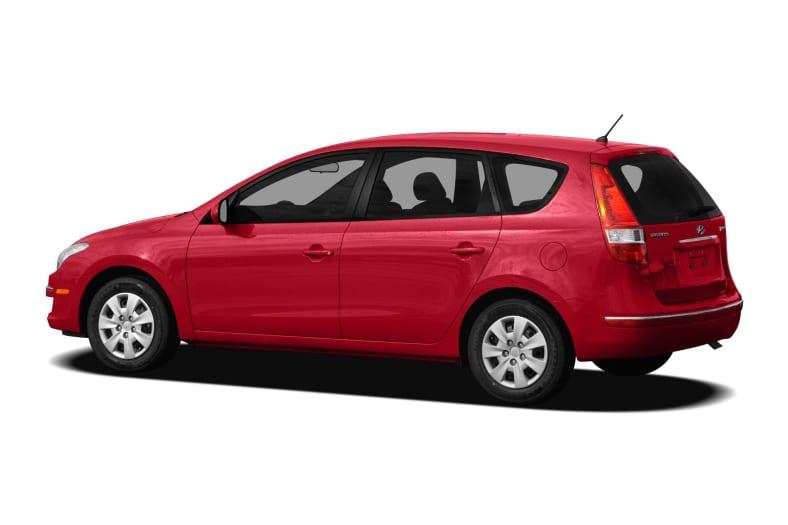 2011 Hyundai Elantra Touring Exterior Photo