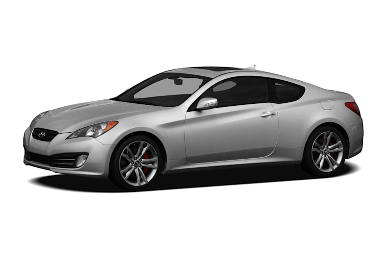 Beautiful 2011 Hyundai Genesis Coupe Exterior Photo