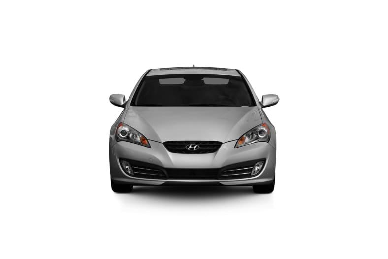 2011 Hyundai Genesis Coupe Exterior Photo