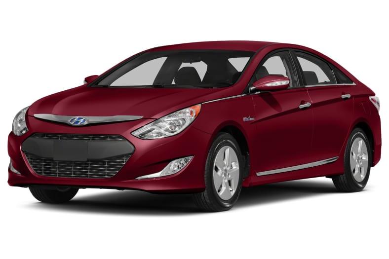 2014 Sonata Hybrid