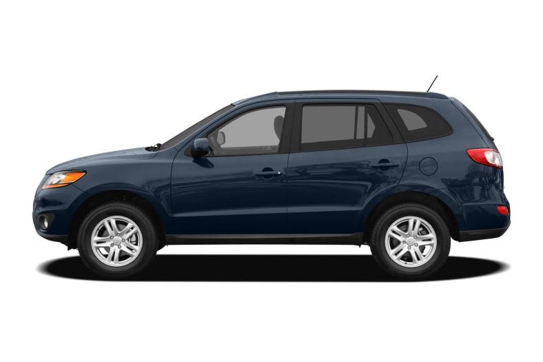 2011 Hyundai Santa Fe Information
