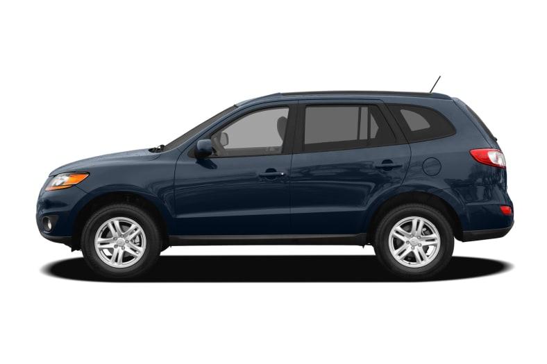 2011 Hyundai Santa Fe Exterior Photo