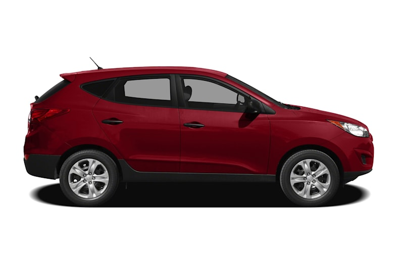 2011 Hyundai Tucson Exterior Photo