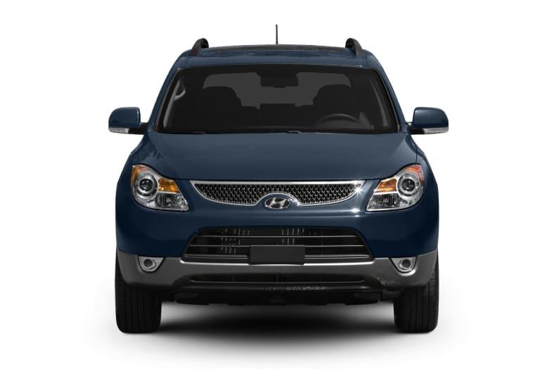 2011 Hyundai Veracruz Exterior Photo