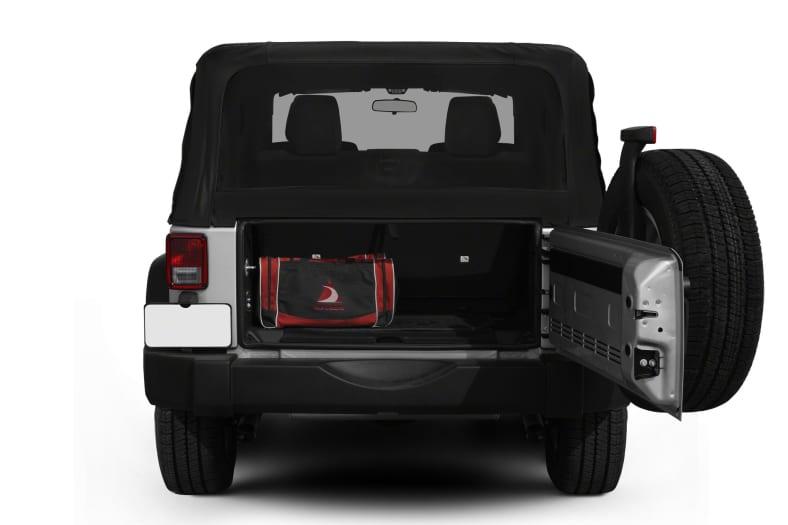 2011 Jeep Wrangler Exterior Photo
