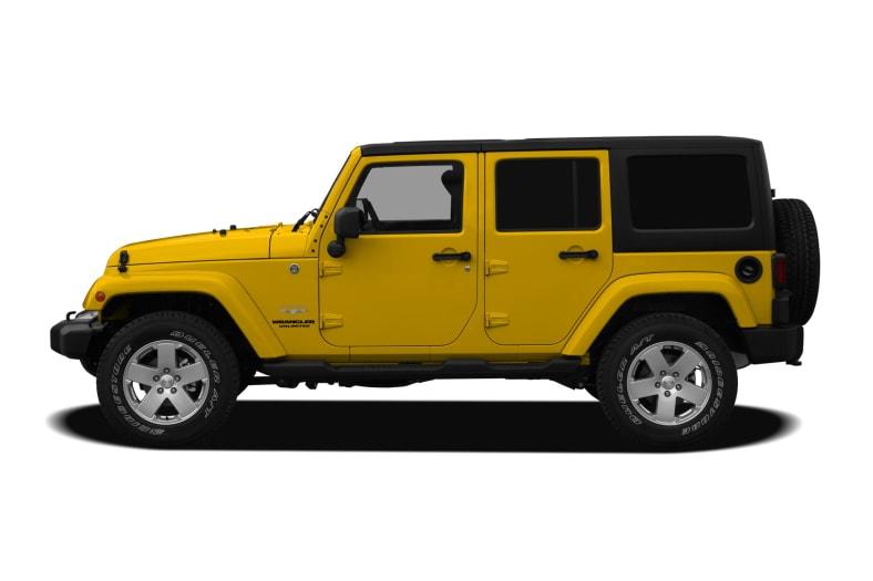 2011 Jeep Wrangler Unlimited Information