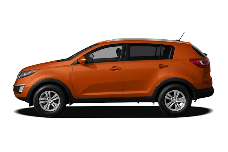 2011 Kia Sportage Exterior Photo