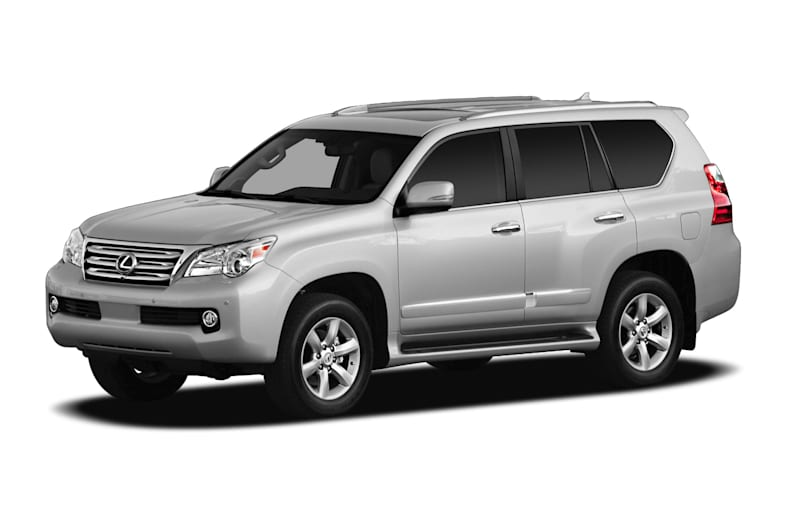 2011 Lexus GX 460 Exterior Photo