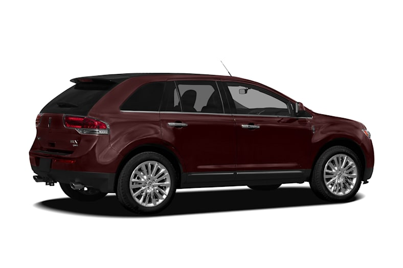 2011 Lincoln MKX Exterior Photo