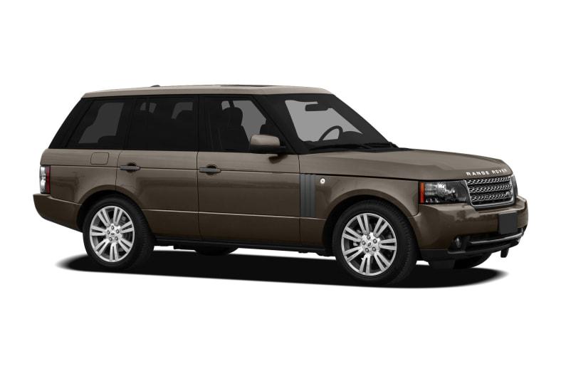 2011 Land Rover Range Rover Exterior Photo