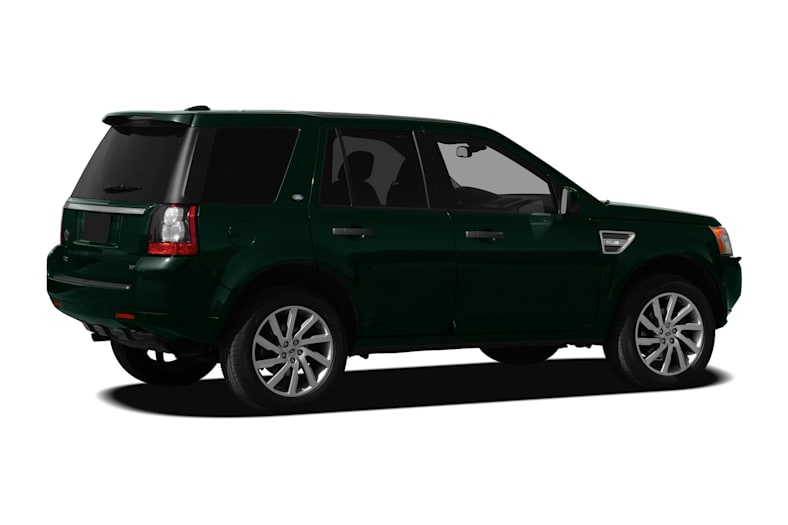 2011 Land Rover LR2 Exterior Photo