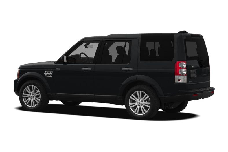 2011 Land Rover LR4 Exterior Photo