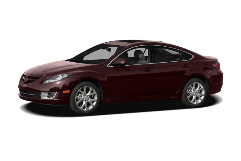 2011 Mazda Mazda6 I Sport 4dr Sedan Pictures