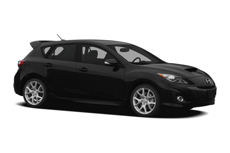2011 Mazda MAZDASPEED3 Exterior Photo