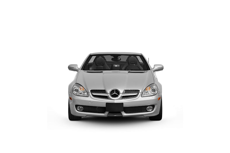 2011 Mercedes-Benz SLK-Class Exterior Photo