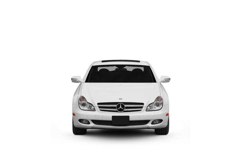 2011 Mercedes-Benz CLS-Class Exterior Photo