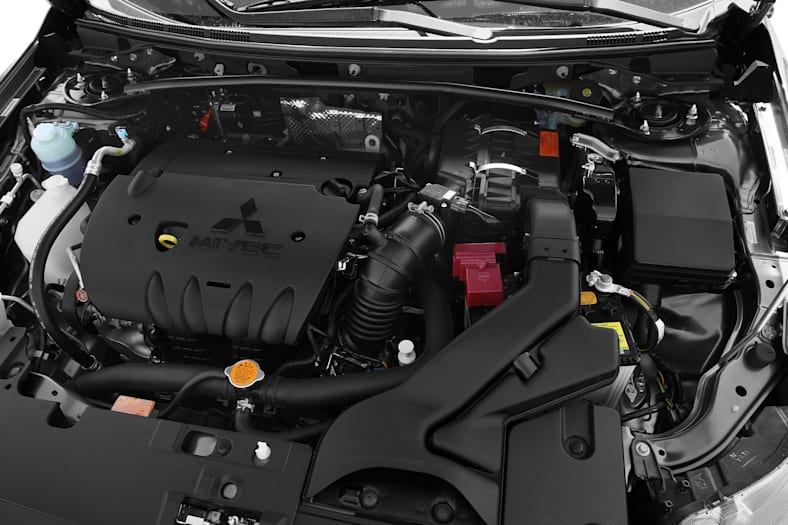 2011 Mitsubishi Lancer Sportback Exterior Photo