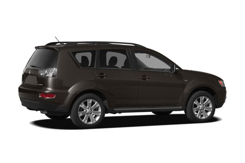 2011 Mitsubishi Outlander Exterior Photo