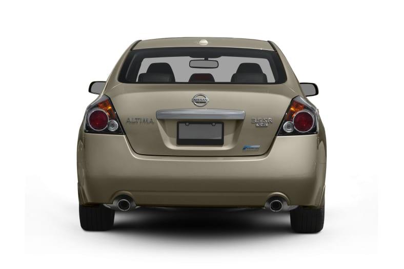 2011 Nissan Altima Crash Test Ratings