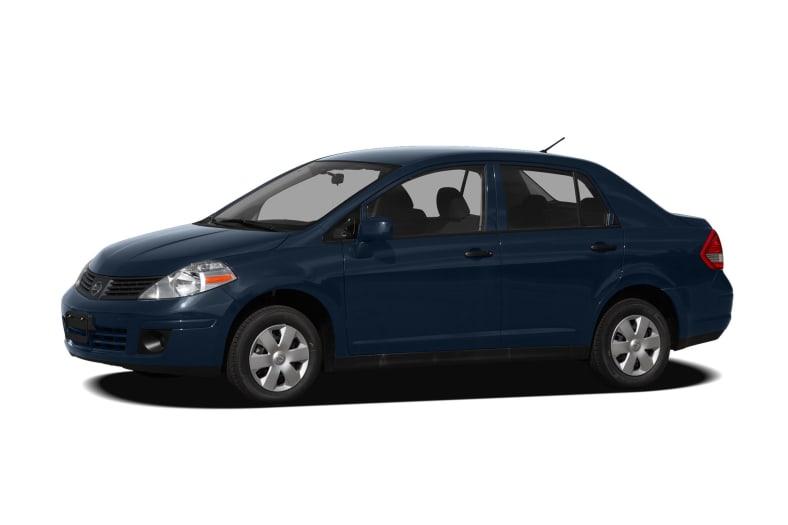 2011 Nissan Versa Exterior Photo