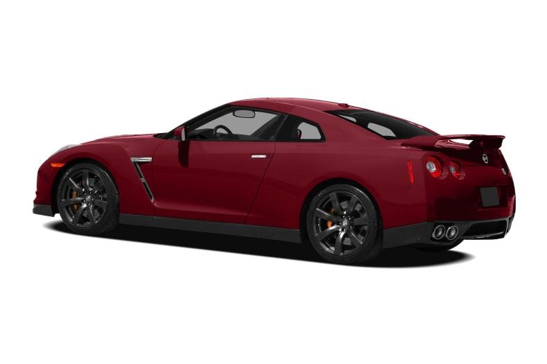 2011 Nissan GT-R Exterior Photo