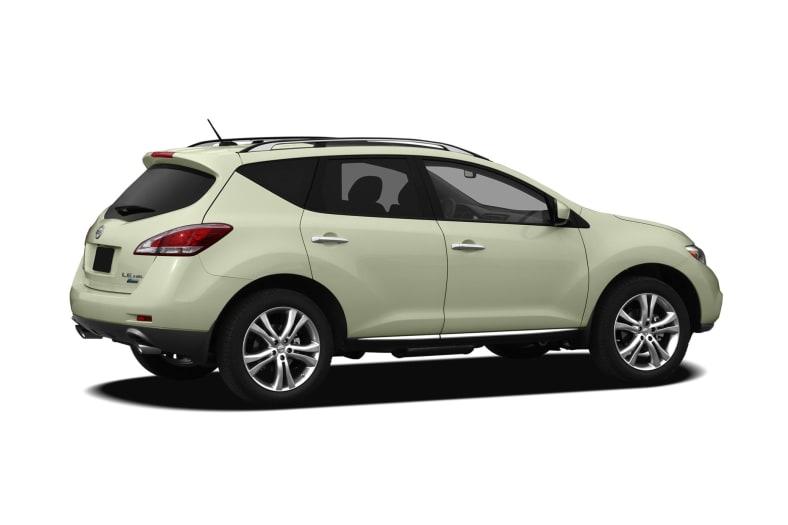 2011 Nissan Murano Exterior Photo