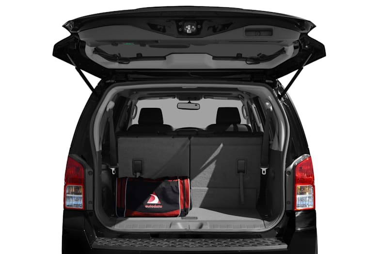 2011 Nissan Pathfinder Exterior Photo