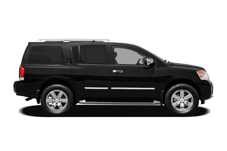 2011 Nissan Armada Exterior Photo