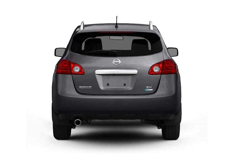 2011 nissan rogue s krom edition 4dr all wheel drive pictures. Black Bedroom Furniture Sets. Home Design Ideas