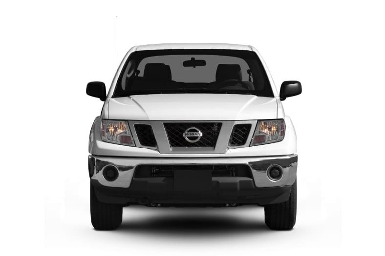 2011 Nissan Frontier Exterior Photo