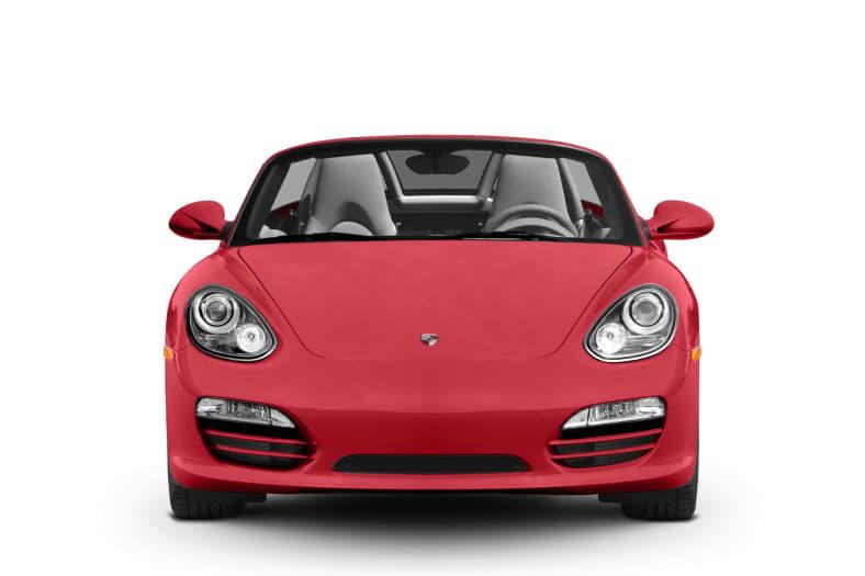 2011 Porsche Boxster Exterior Photo