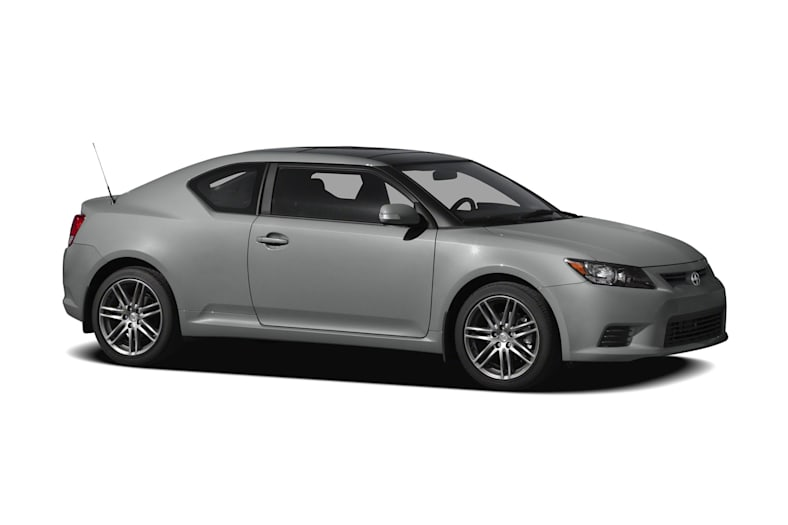 2011 Scion Tc Base 2dr Coupe Safety Features