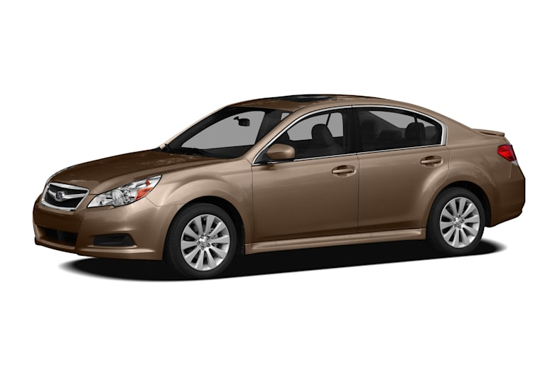 2011 Subaru Legacy Safety Features