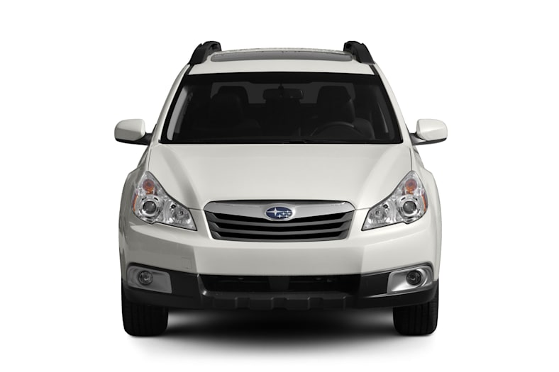 2011 Subaru Outback 36r Limited 4dr All Wheel Drive Wagon Equipment