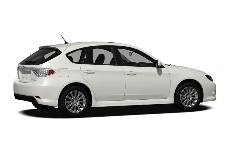 2011 Subaru Impreza Exterior Photo