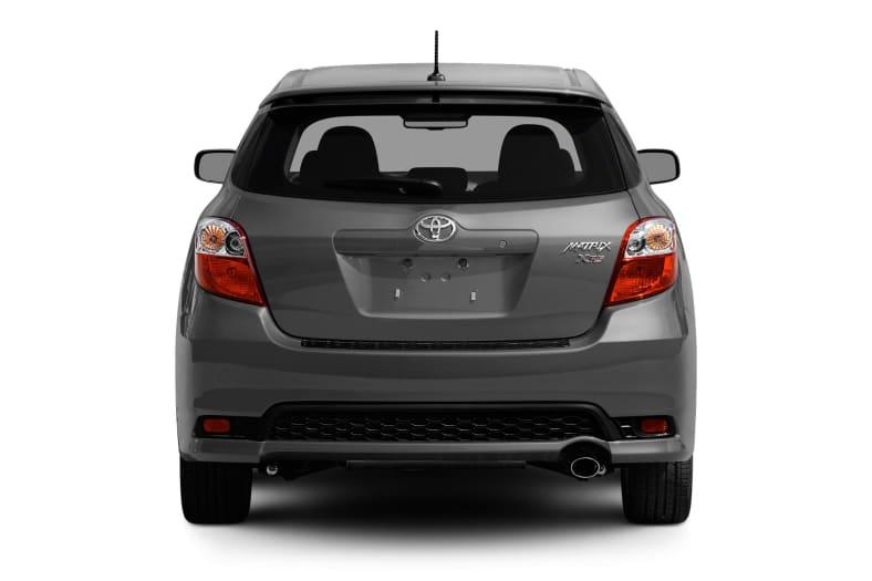 2011 Toyota Matrix Exterior Photo