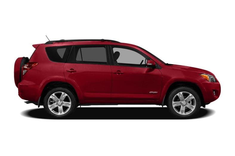 2011 Toyota Rav4 Information