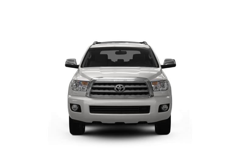 2011 Toyota Sequoia Exterior Photo