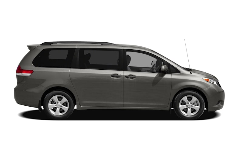 2011 Toyota Sienna Exterior Photo