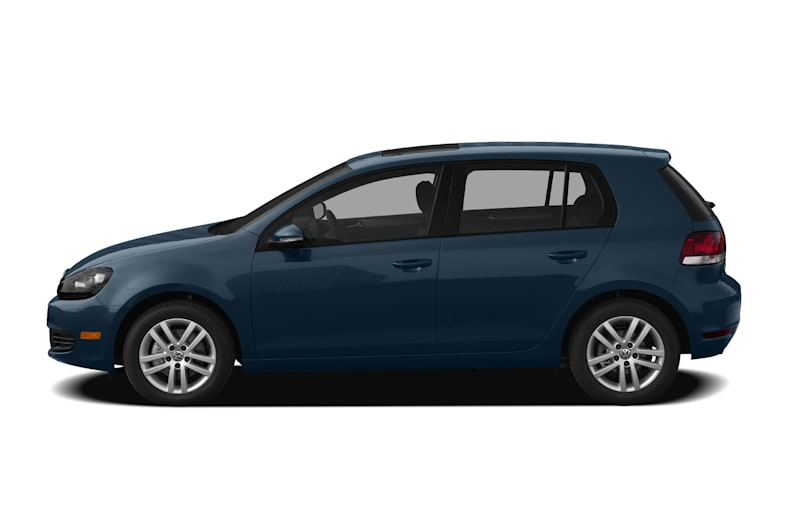 2011 Volkswagen Golf Exterior Photo